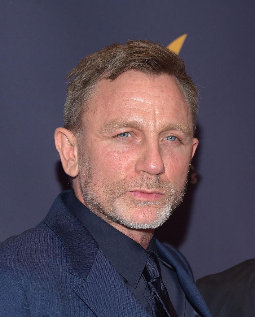 Daniel Craig confirms he'll play James Bond Again - BellaNaija