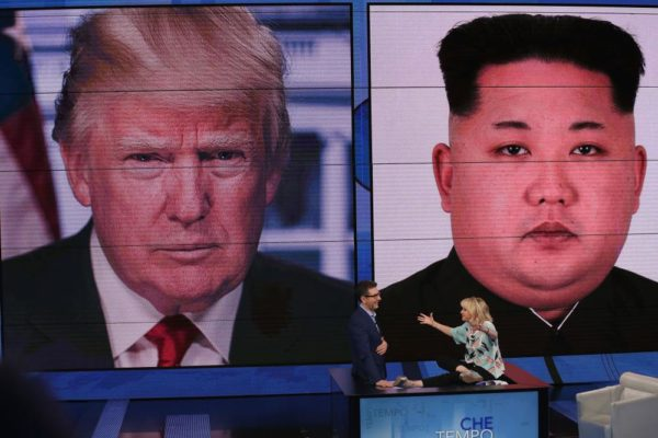 Donald Trump to hold historic meeting with North Korea's Kim Jong-un - BellaNaija