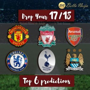 ⚽#EPLIsBack: Who are you backing for Title Glory this season?