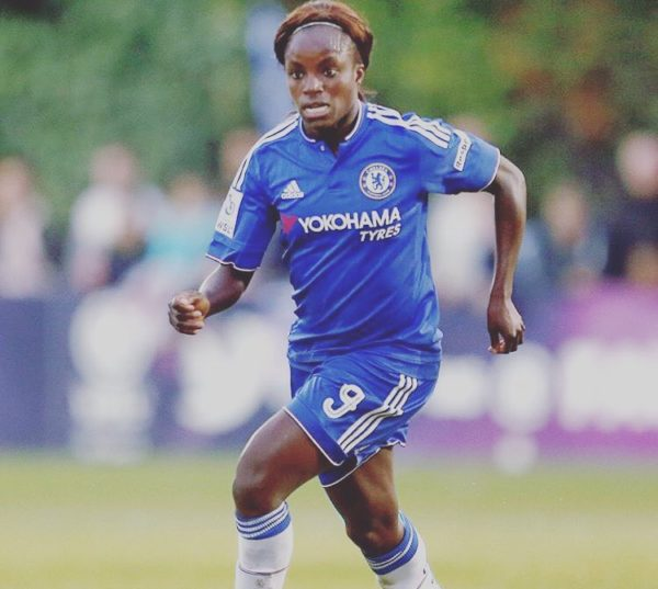 Nigerian-born Eniola Aluko speaks out on being subjected to 'racial abuse' by her Coach