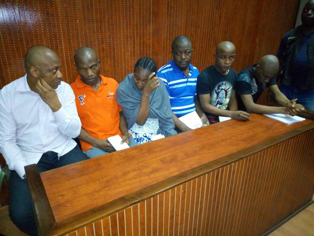 Kidnap kingpin, Evans, five others arraigned, remanded in Kirikiri