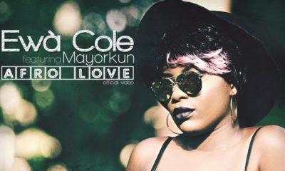 BellaNaija - New Video: Ewà Cole feat. Mayorkun - Afro Love