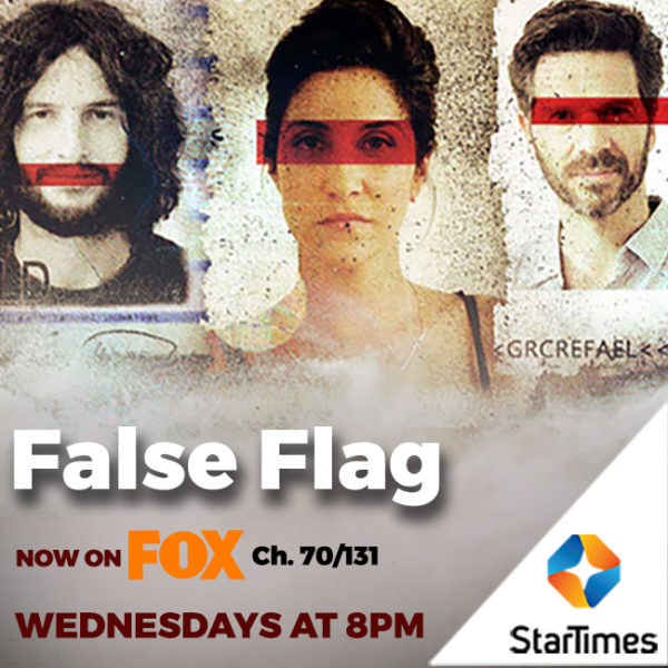 StarTimes False Flag