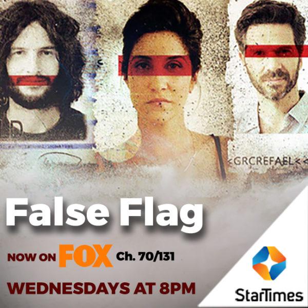 StarTimes False Flag