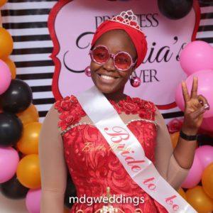 BN Bridal Shower: 💗 Fathia's Pink Princess themed Surprise Celebration!