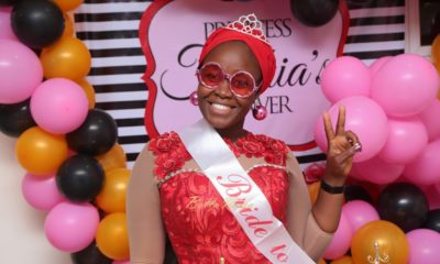 BN Bridal Shower: ? Fathia's Pink Princess themed Surprise Celebration!