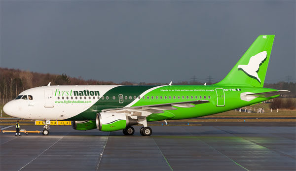 First Nation Airways downgraded to operate only charter operations
