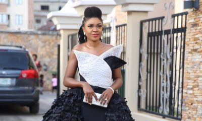First Photos Omoni Oboli, Ini Dim