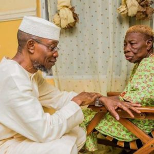 BellaNaija - Osun State Governor Aregbesola loses Mom
