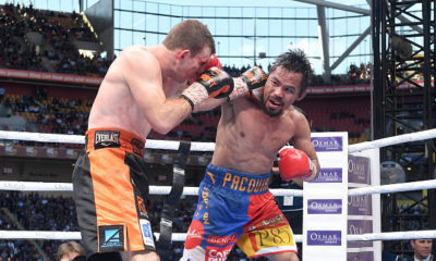 Manny Pacquiao withdraws from world title rematch with Jeff Horn in Brisbane