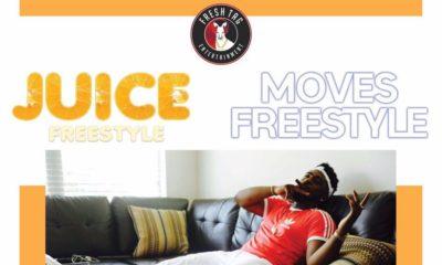 BellaNaija - New Music: Bubbling - Juice (Freestyle) + Moves (Freestyle)