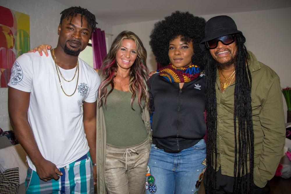 "BellaNaija - Maxi Priest features Yemi Alade in New Music Video ""This Woman"" 