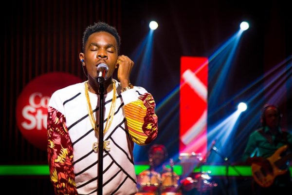 Sizzling Collaboration🔥! Patoranking returns to Coke Studio Africa for a Second Time to work with Masterkraft & Tanzania's Alikiba
