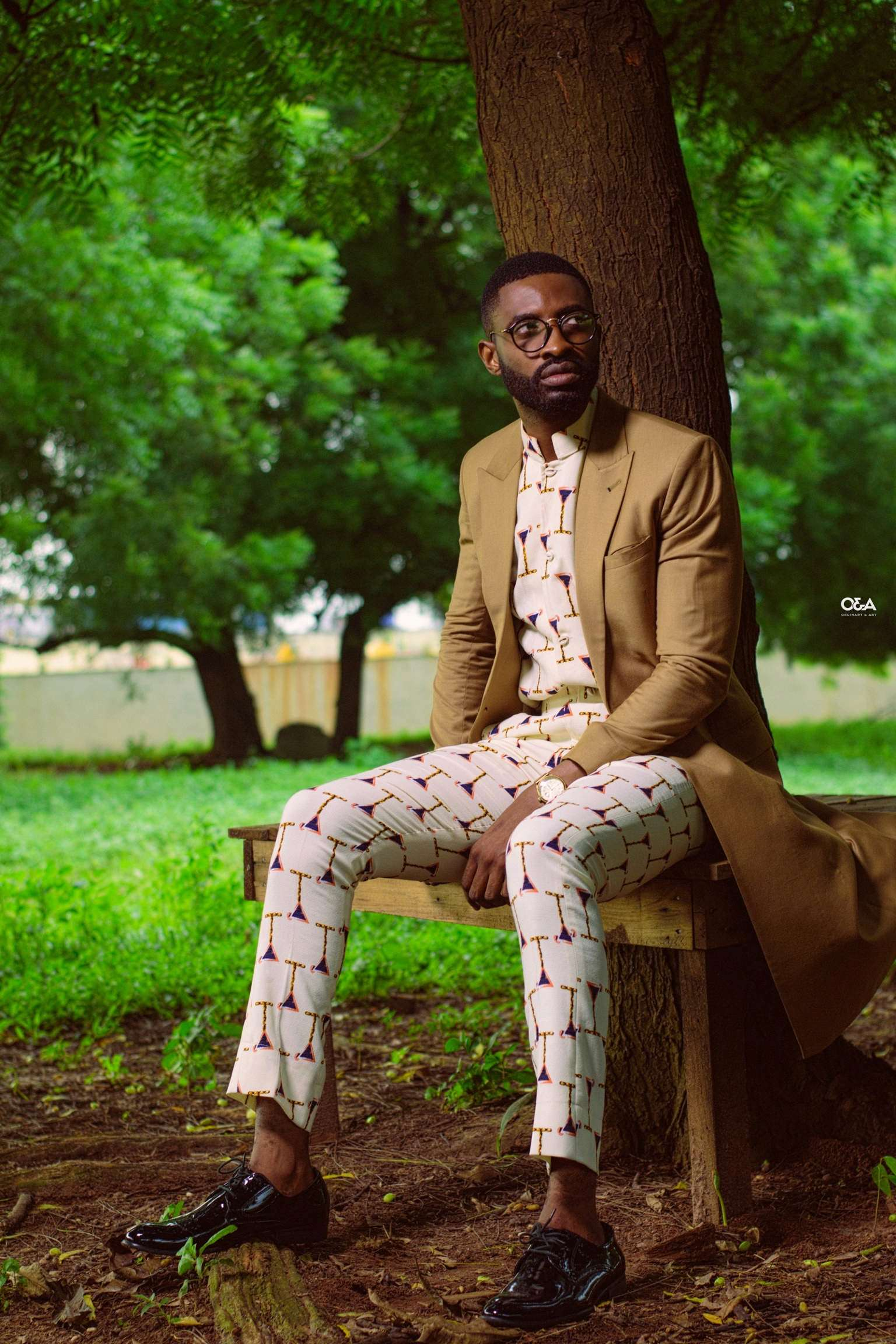 "BellaNaija - Ric Hassani releases B.T.S Photos for ""Only You"" Video"