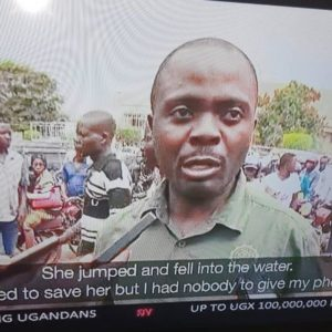 "Man refuses to save Drowning Woman because he ""had no one to give his phones"" - BellaNaija"