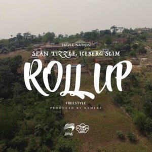 BellaNaija - New Video: Sean Tizzle feat. Iceberg Slim - Roll Up