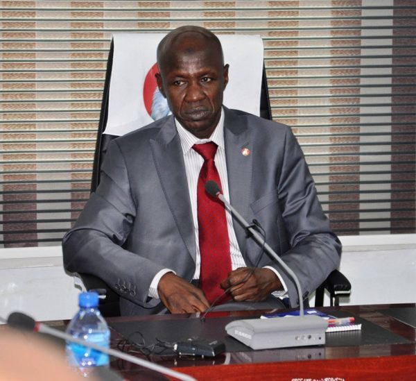 Cabal acquires properties abroad in my name - EFCC Chairman Magu - BellaNaija