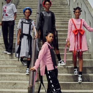 Idma-Nof goes unconventional with A/W'17 Collection dubbed 'Tomorrow Calls'
