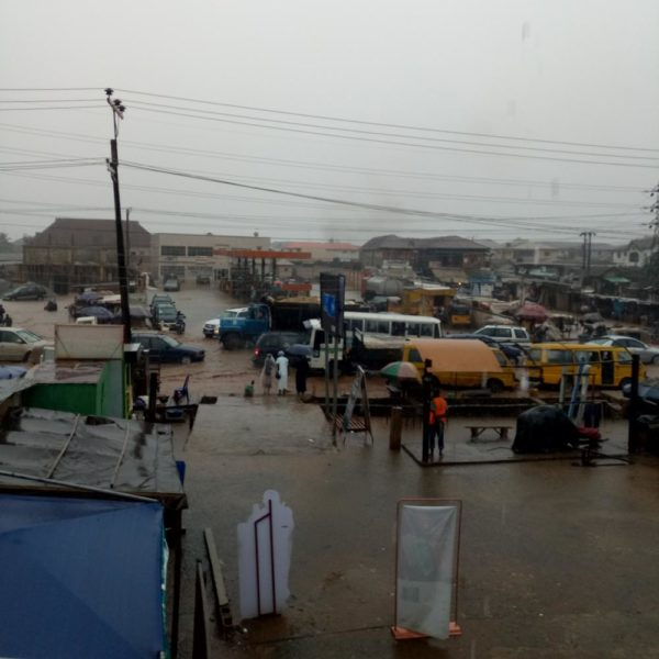 Odogunyan, Ikorodu flood, a reminder on Importance of Taking care of our Environment - BellaNaija