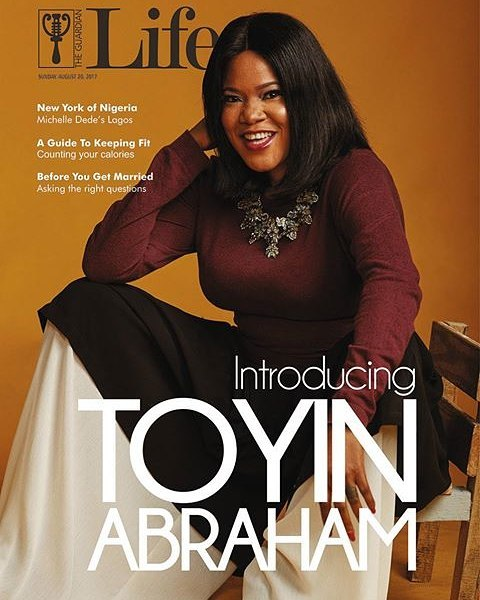 Introducing-Toyin-Abraham-Cover-Star-for-Guardian-Life-Magazines-latest-Issue-1 Toyin Abraham Dazzle on the Cover of Guardian Life Magazine's latest Issue Celebrities Entertainment