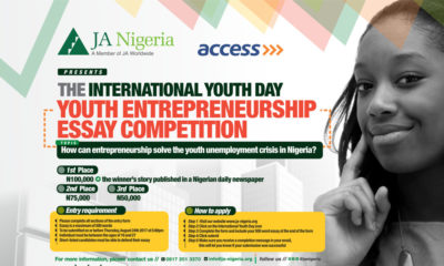 JAN Youth Entrepreneurship Essay Competition