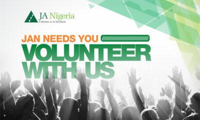 Junior Achievement Nigeria Volunteer
