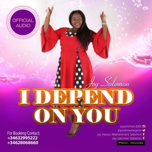 BellaNaija - New Music: Joy Solomon - Ikechukwu + I Depend On You