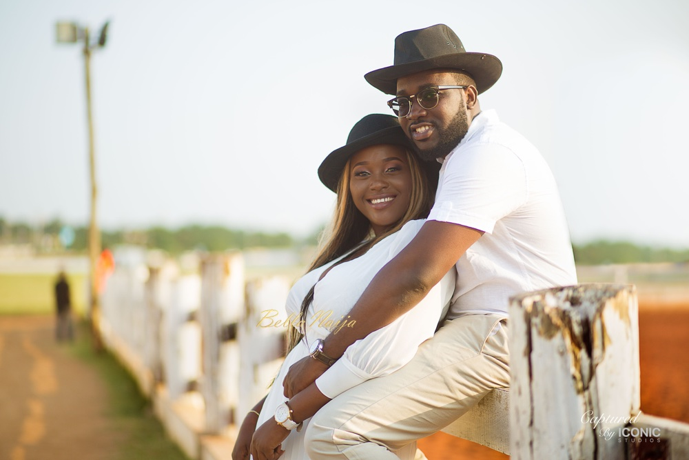 Kafui of Miester Music ties the knot soon to his love Kiki! See Pre-Wedding Photos