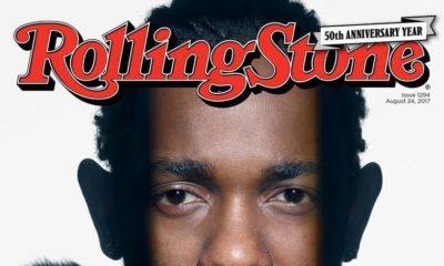 Kendrick Lamar covers Rolling Stone Magazine, discusses DAMN, Donald Trump, and Beyonce - BellaNaija