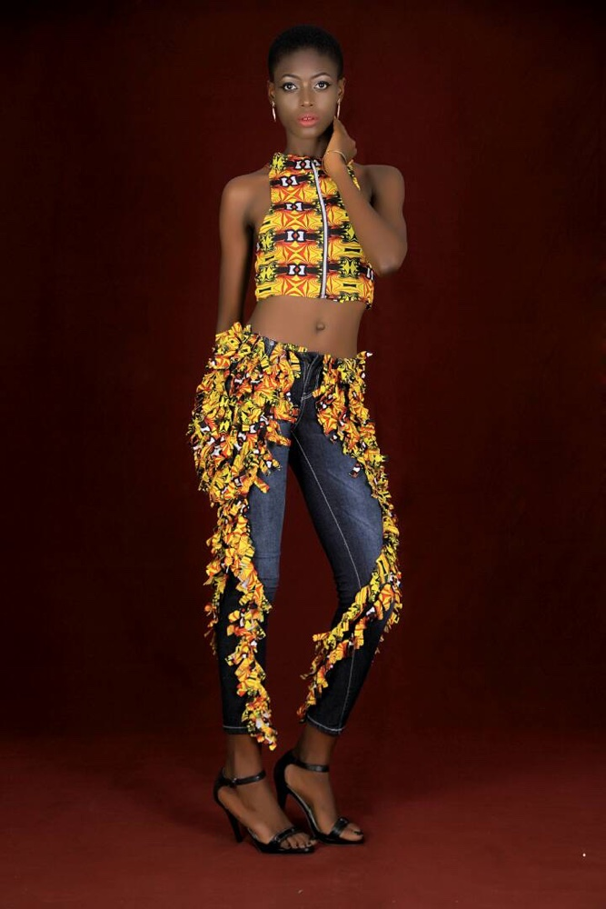 "Klamzie Styles debuts ""Ututuoma"" Collection inspired by a Rooster's Wake Up Call"