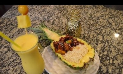 Learn How to make Chicken & Pineapple Sauce on Cooking with Chisom Harriet BN Cuisine