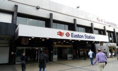London's Euston Station evacuated after e-cigarette sparks bomb scare