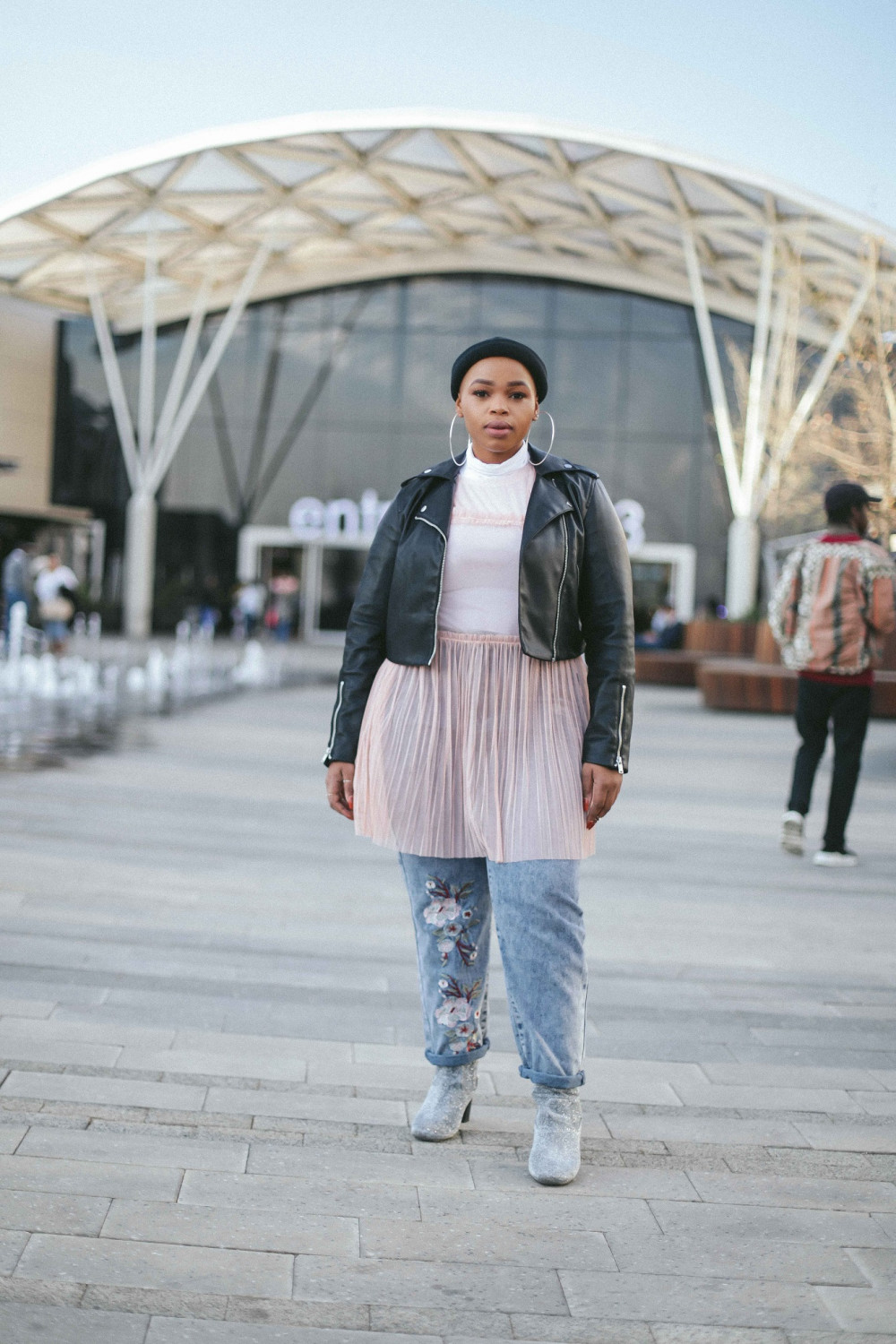 The Best Streetstyle At Mercedes Benz Fashion Week 2017
