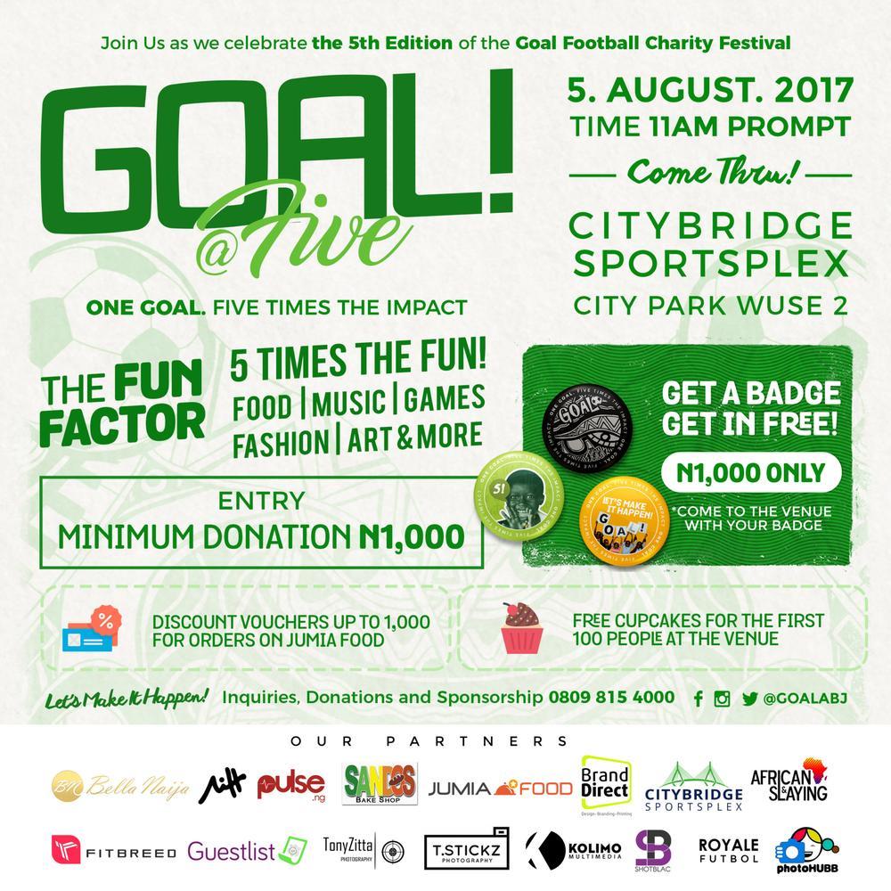 Goal Initiative charity