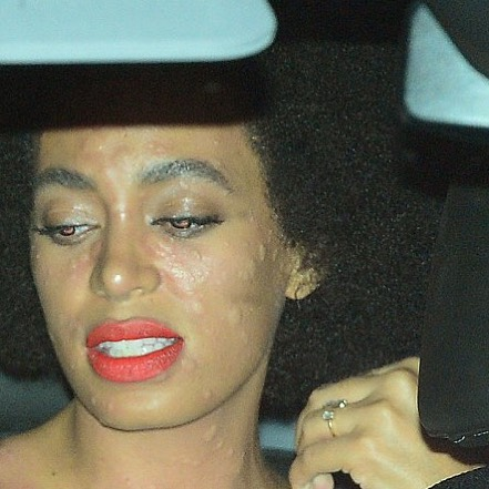 My Favourite Selfie Solange shares Untouched Photo of her Face