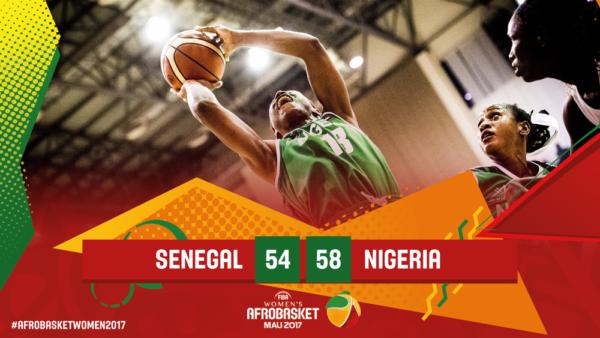 Afrobasket Championship: Nigeria defeats reigning champions Senegal to progress to Quarter finals