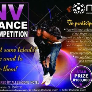 NV Lounge DANCE COMPETITON