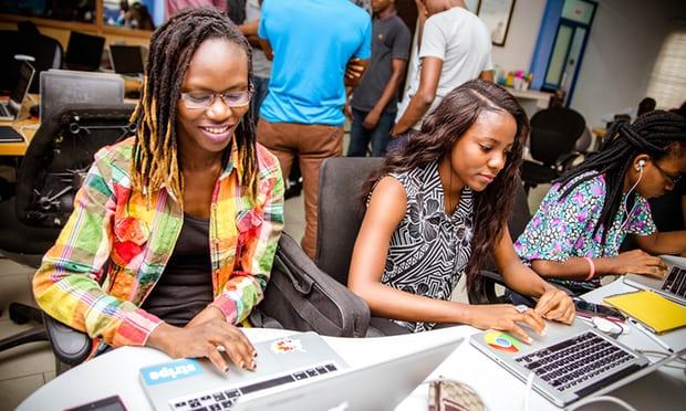 African Development Bank and Microsoft launch All-female Coding training in Nigeria - BellaNaija