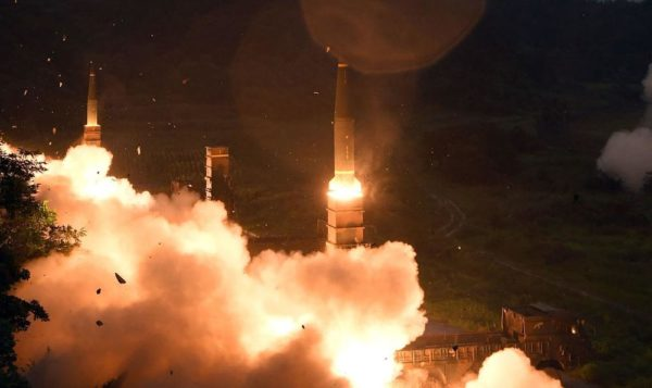 North Korea launches Missile over Japan - BellaNaija