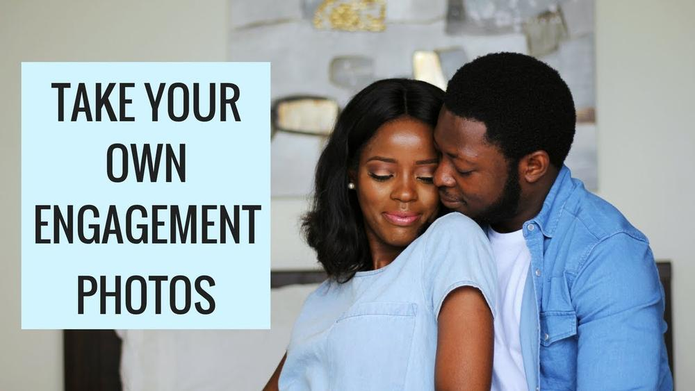 Here's How To Take Your Own Pre-Wedding Photos By DIY Dose