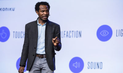 #TEDGlobal2017: Nigerian neuroscientist builds computer that can smell explosives