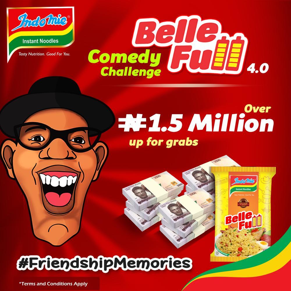 Image result for Nigerian Indomie Belle full Challenge Season 5!