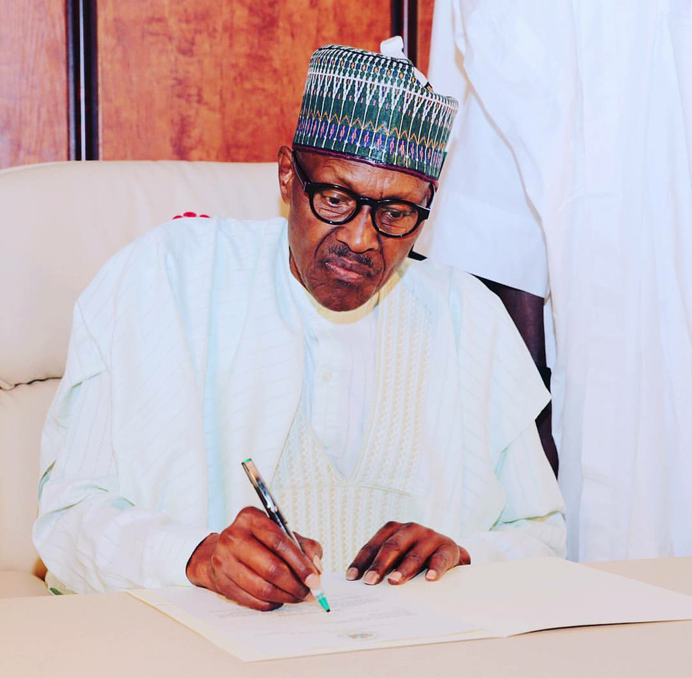 Buhari working from home because office infested with Rodents - Presidency