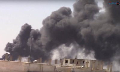 42 civilians reportedly killed in U.S led strikes on Syrian city of Raqqa