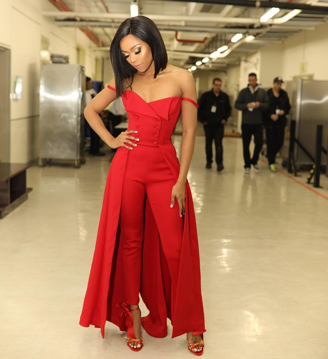 Red Carpet Fab See First Photos From Dstvmvca
