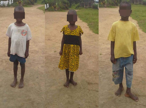 Child abuse in Nigeria & the story of Three Kids