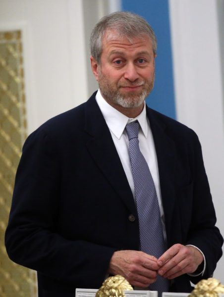 Chelsea FC owner Roman Abramovich and partner announce separation after 10 years together