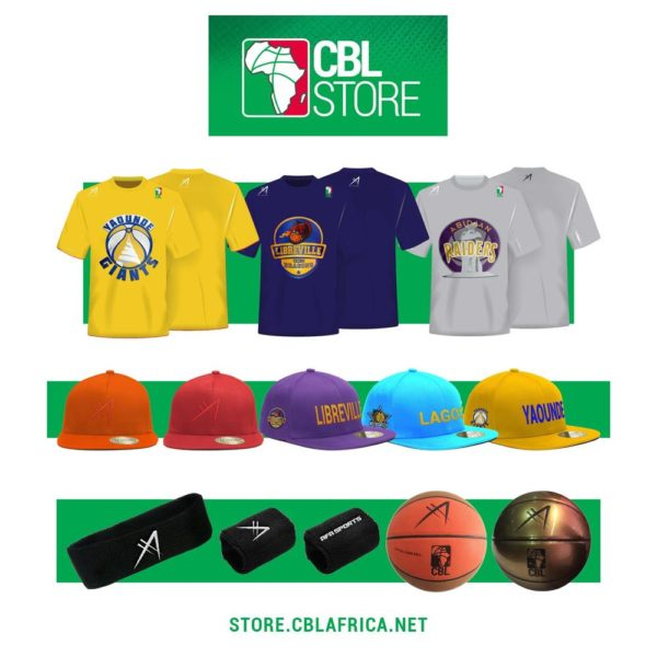Continental Basketball League Store