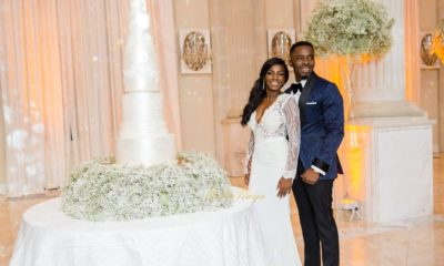 It's Official! Amazing Photos of Sade & Ayo's Beautiful Wedding | By Petronella