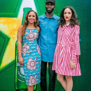 Heineken LFDW Fashion Focus Talks